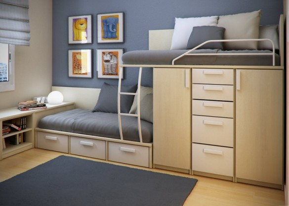 Full Over Queen Bunk Bed Plans | Woodworking Basics